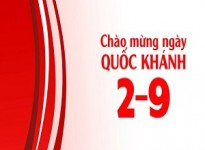 Announcement: Operational Schedule On Vietnam National Day